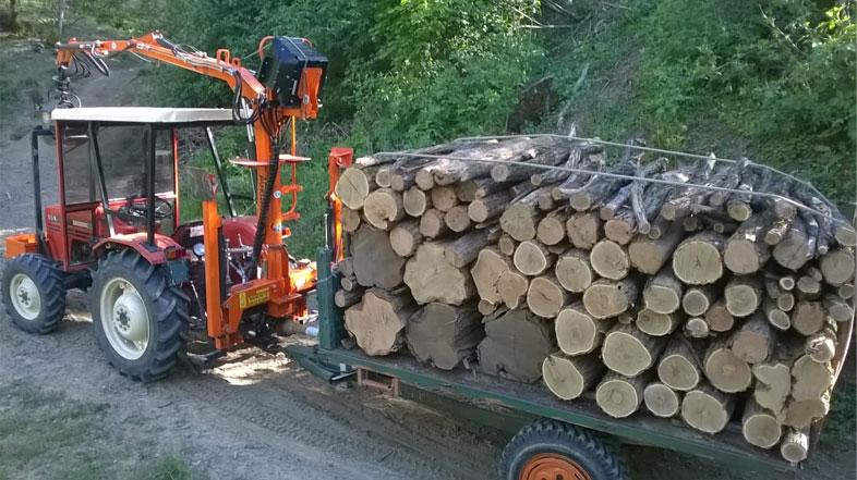 Agri Sav Caricatori Forestali Caricatori Forestali Cuneo Vendita